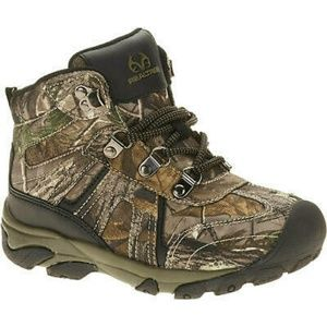 RealTree Camo Boots